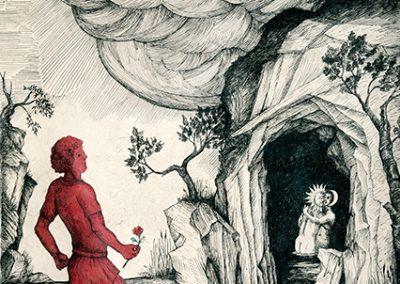 Zea Morvitz, The Red Prince