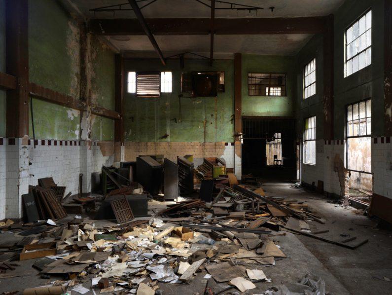 El Pais press room
