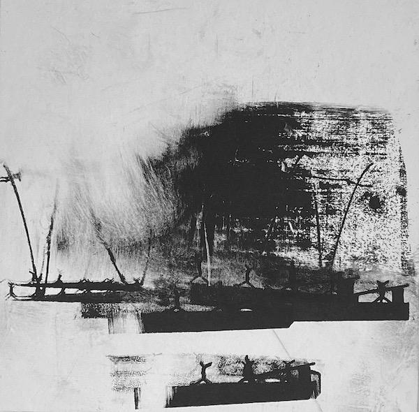 Kellas.Barriers and Boundaries #17.monotype.8x8.2020