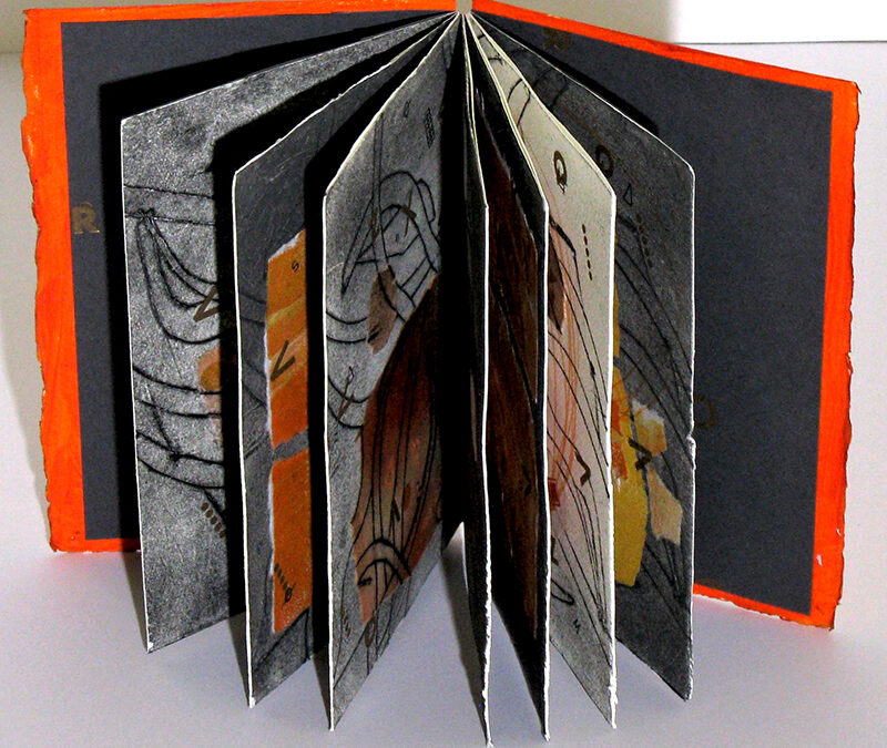 Falling Open: On & Off the Page,Book Art and Book-Related Objects