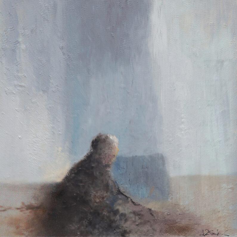 Igor Sazevich, Isolation, oil on canvas AWARD OF MERIT