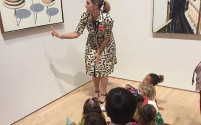 Meet Gabriella Giuliani, Director of Artists in the Schools