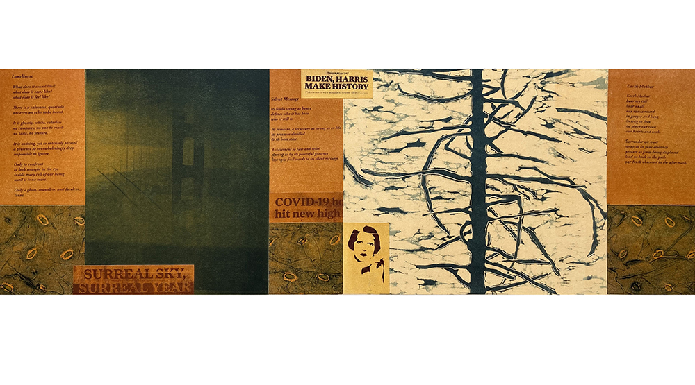Searching For Meaning, California Society of Printmakers