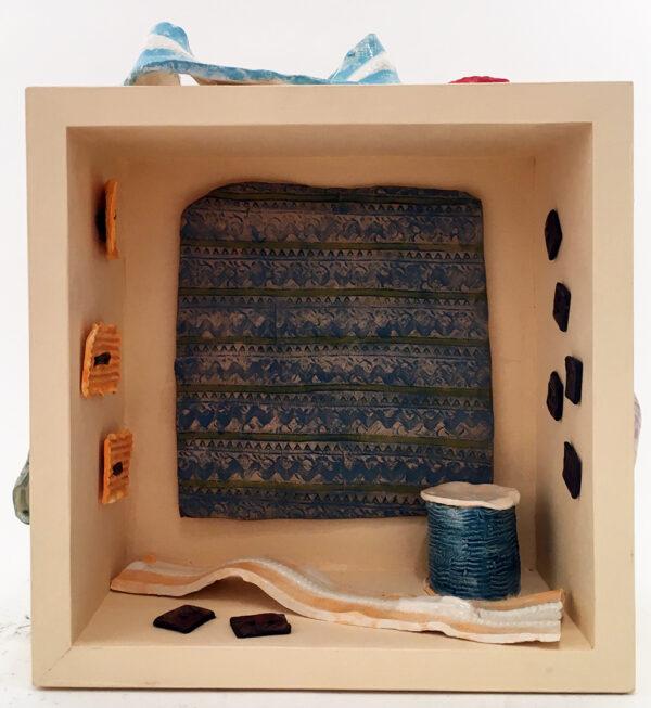 Linder, Linda & Barry - The Sewing Room II