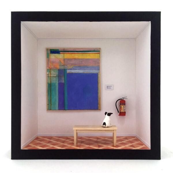 Siegelman, Steve - Musée des Beaux Arts
