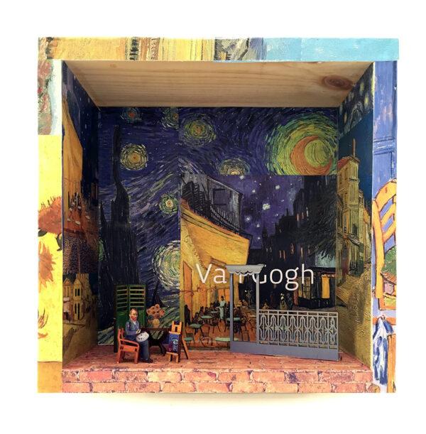 West, Susan - Immersive Van Gogh in a Box